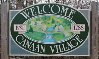 Welcome to Canaan Village